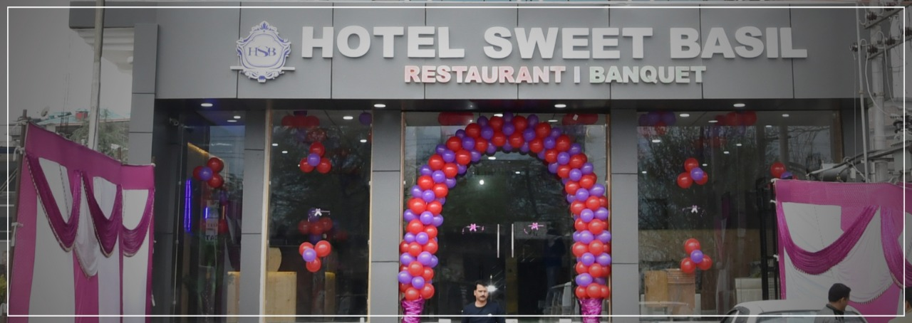 Hotel Sweet Basil